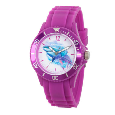 jcpenney.com | Discovery Expedition Womens Purple Shark Watch