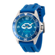 Discovery Expedition Mens Blue Strap Watch