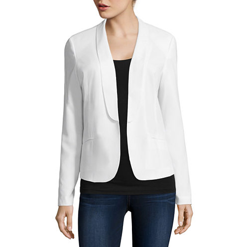Decree® Shawl Collar Blazer - Juniors - JCPenney