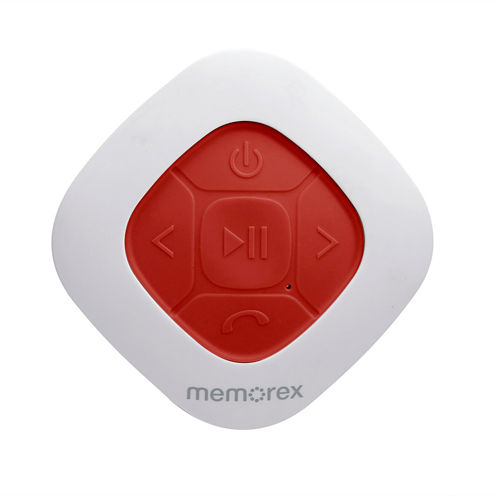 Memorex™ MW234 Suction Bluetooth Speaker w/ FM Radio