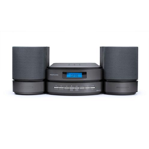 Memorex™ MXCD512 Bluetooth CD Micro Home System