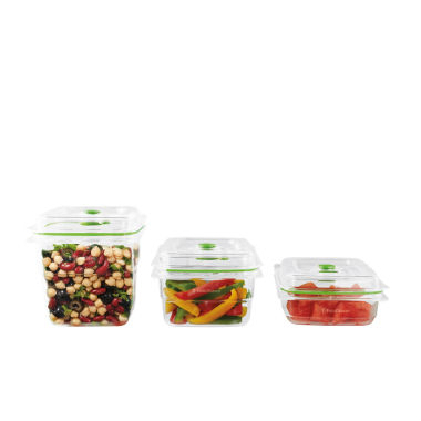 jcpenney.com | FoodSaver® FA3SC358-000 3-pc. Fresh Container Set