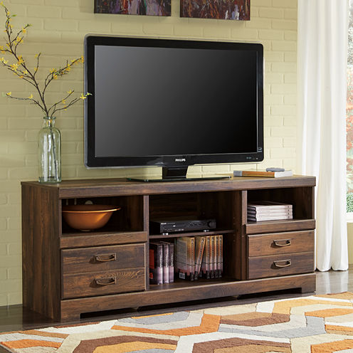 """Signature Design by Ashley® Quinden 64"""" TV Stand"""
