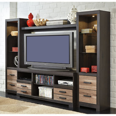 jcpenney.com | Signature Design by Ashley® Harlinton Entertainment Center