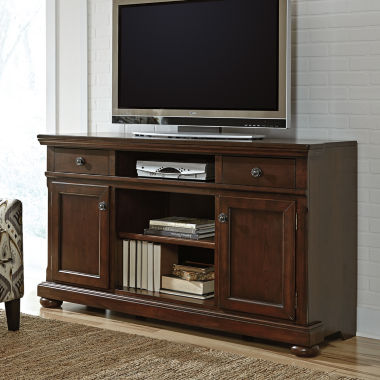 "jcpenney.com | Signature Design by Ashley® Porter 64"" TV Stand"