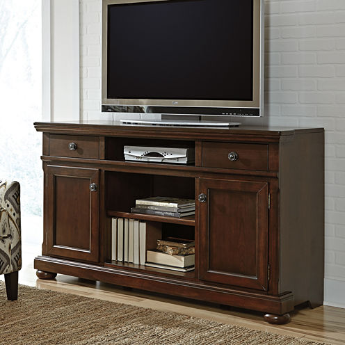 """Signature Design by Ashley® Porter 64"""" TV Stand"""