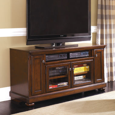 jcpenney.com | SIGNATURE DESIGN BY ASHLEY® Large Porter Entertainment Center kit