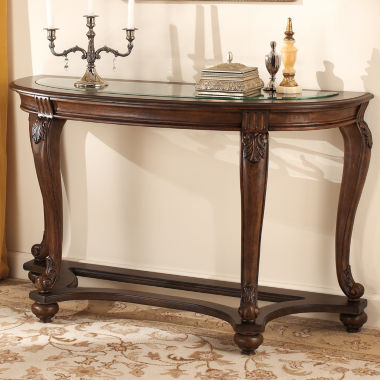 jcpenney.com | Signature Design by Ashley® Norcastle Sofa Table