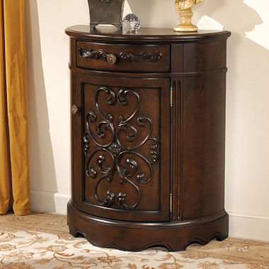 Signature Design By Ashley Norcastle Accent Cabinet Jcpenney