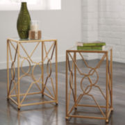 Signature Design by Ashley® Marxim Set of 2 Nesting End Tables