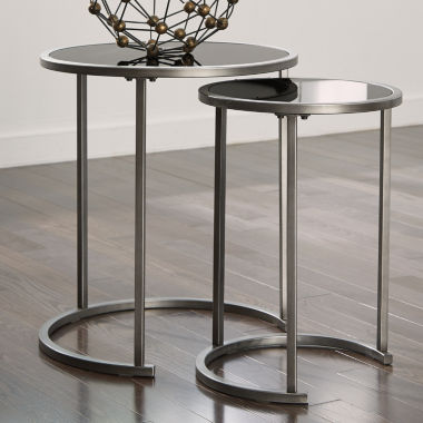 jcpenney.com | Signature Design by Ashley® Marxim Set of 2 Nesting End Tables