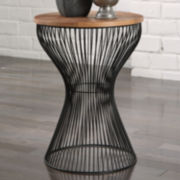 Signature Design by Ashley® Marxim Wood Top End Table