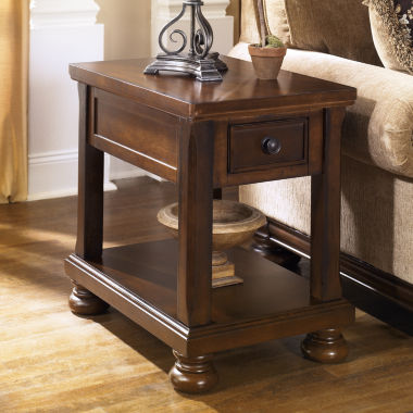 jcpenney.com | Signature Design by Ashley® Porter Chair Side End Table