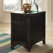 Signature Design by Ashley® Gavelston Chair Side Table