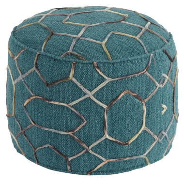 jcpenney.com | Signature Design By Ashley Geometric Pouf Ottoman