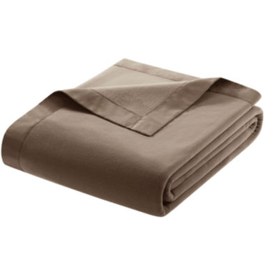 jcpenney.com | True North by Sleep Philosophy Microfleece Blanket
