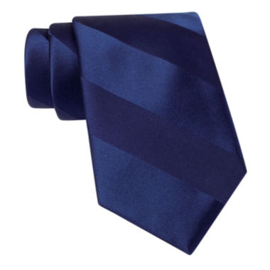 jcpenney.com | Stafford® Silk Tie - Extra Long