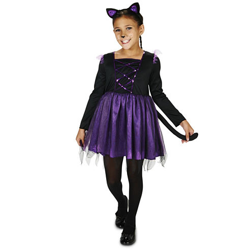 Ballerina Kitty Child Costume M (8-10)