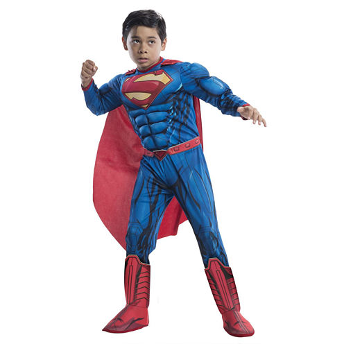 Deluxe Superman Costume For Kids - Small