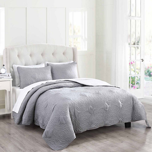 Duck River Textiles Kyoko 3-pc. Comforter Set