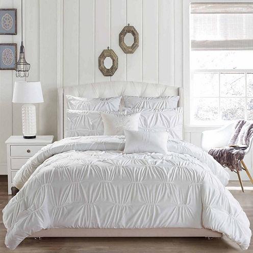 Kensie Akita Comforter 8-pc. Comforter Set