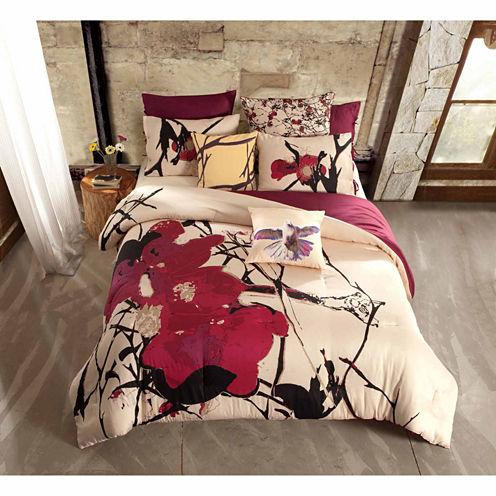 Kensie Blossom 3-pc. Comforter Set