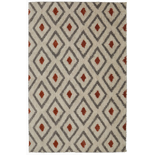 Mohawk Home Tribal Diamond Rectangular Rugs