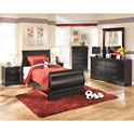 Signature Design by Ashley Guthrie 3-Pc Bedroom Package