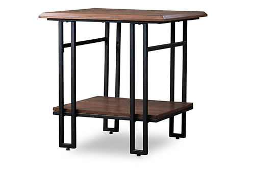 Baxton Studio Newcastle End Table