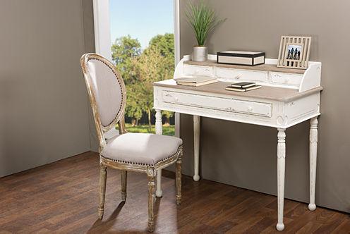 Baxton Studio Anjou Desk