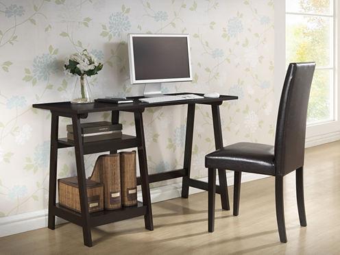 Baxton Studio Mott Small Desk