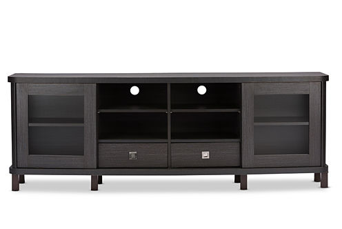 Baxton Studio Walda 60-Inch TV Stand