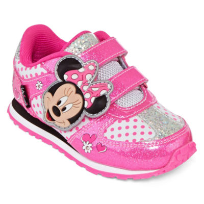 Disney Minnie Mouse Girls Athletic Shoes