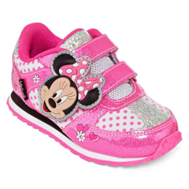 jcpenney.com | Disney Minnie Mouse Girls Athletic Shoes - Toddler