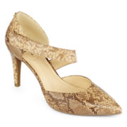 Liz Claiborne® Felicity High Heel Pumps