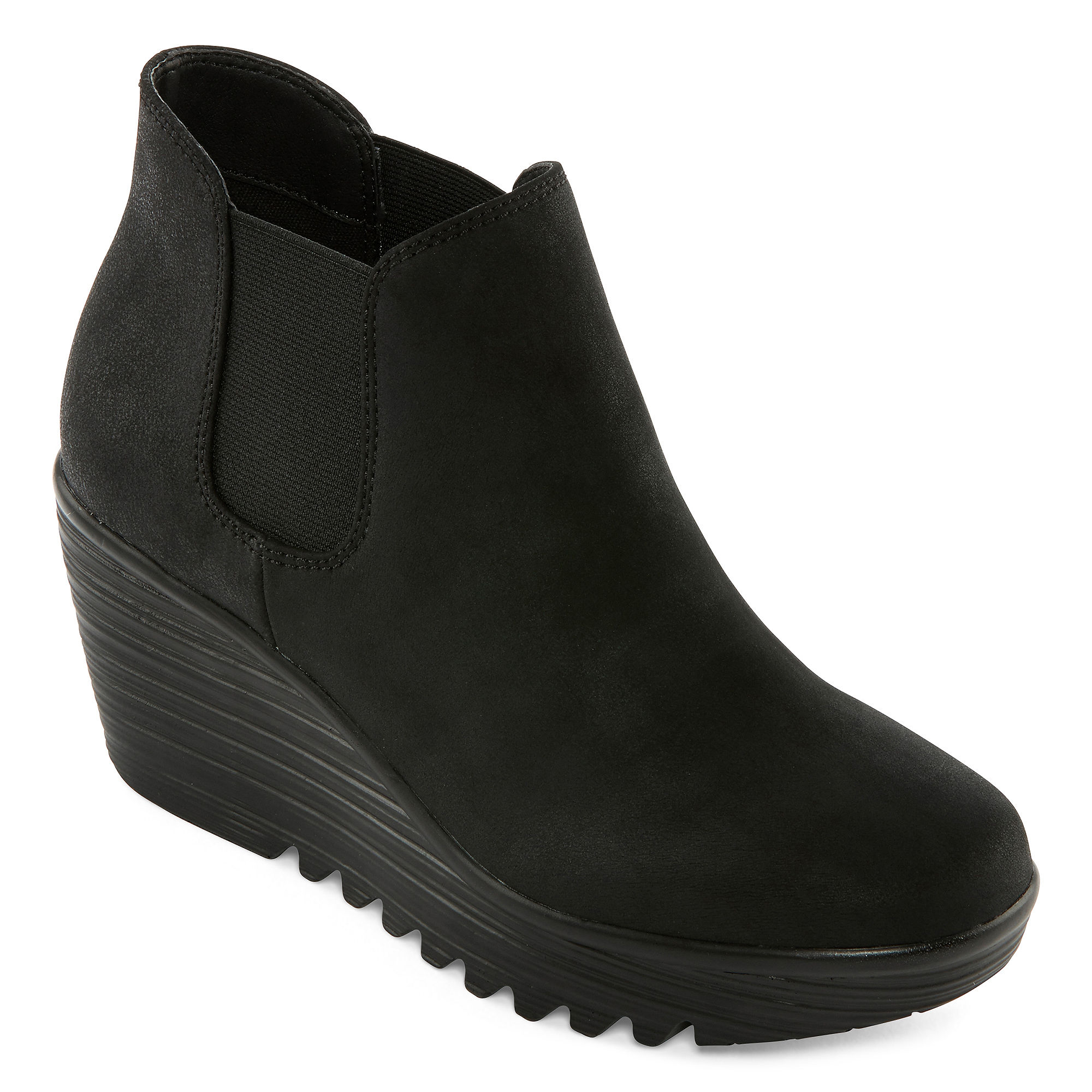 aa3686460a8d UPC 010074100018 product image for St. John s Bay Reese Slip-On Womens Ankle  Booties