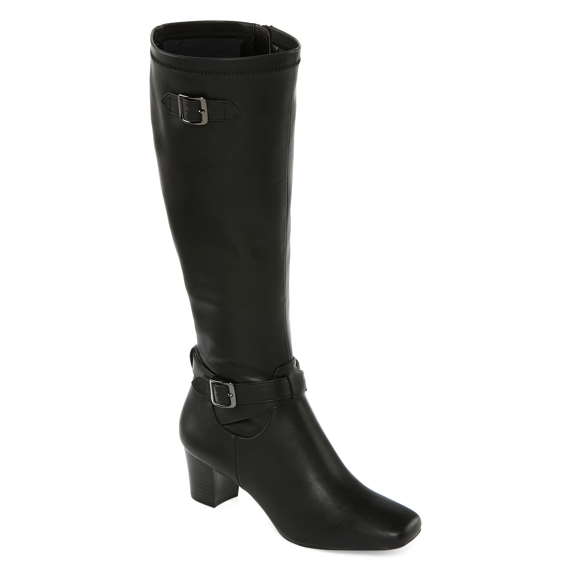 east 5th Amy Wide Calf Womens Riding Boots