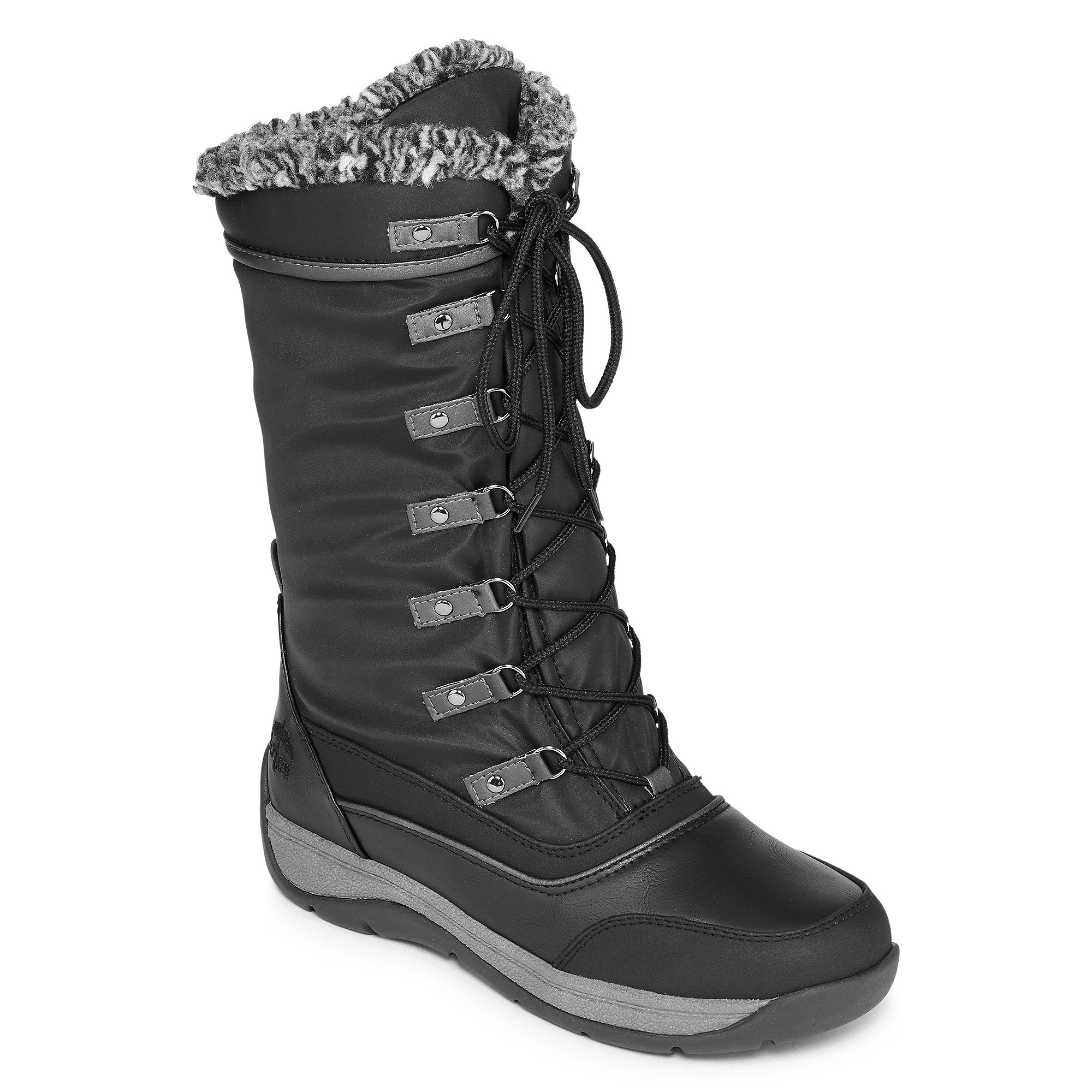 totes Perry Insulated Womens Cold-Weather Boots