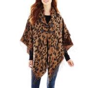 Mixit™ Leopard-Pattern Wrap