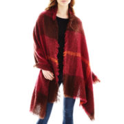 Mixit™ Plaid Blanket Wrap