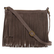 T-Shirt & Jeans™ Fringe Crossbody Bag