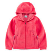 Columbia® Full-Zip Hoodie - Girls 7-16