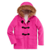 Total Girl® Duffle Jacket - Girls 7-16
