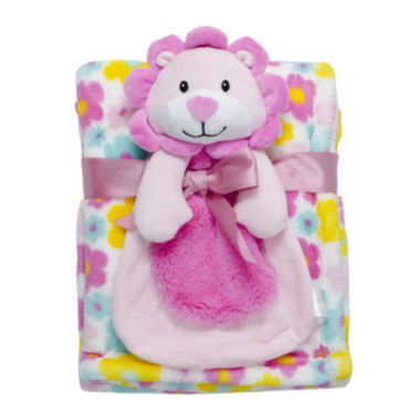 jcpenney.com | 2-pc. Blanket and Lion Doll Set