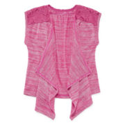 Arizona Lace Yoke Kimono - Preschool Girls 4-6x