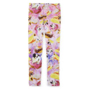 Puppy Party-Print Leggings - Girls 7-16