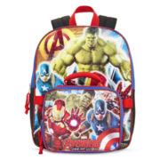 Marvel Avengers Backpack and Lunch Box