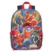Marvel Spider-Man Backpack and Lunch Box