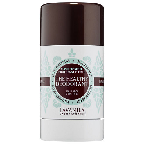 LAVANILA The Healthy Deodorant - Super Sensitive Fragrance Free