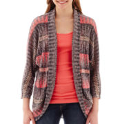 Love By Design Pattern Cardigan